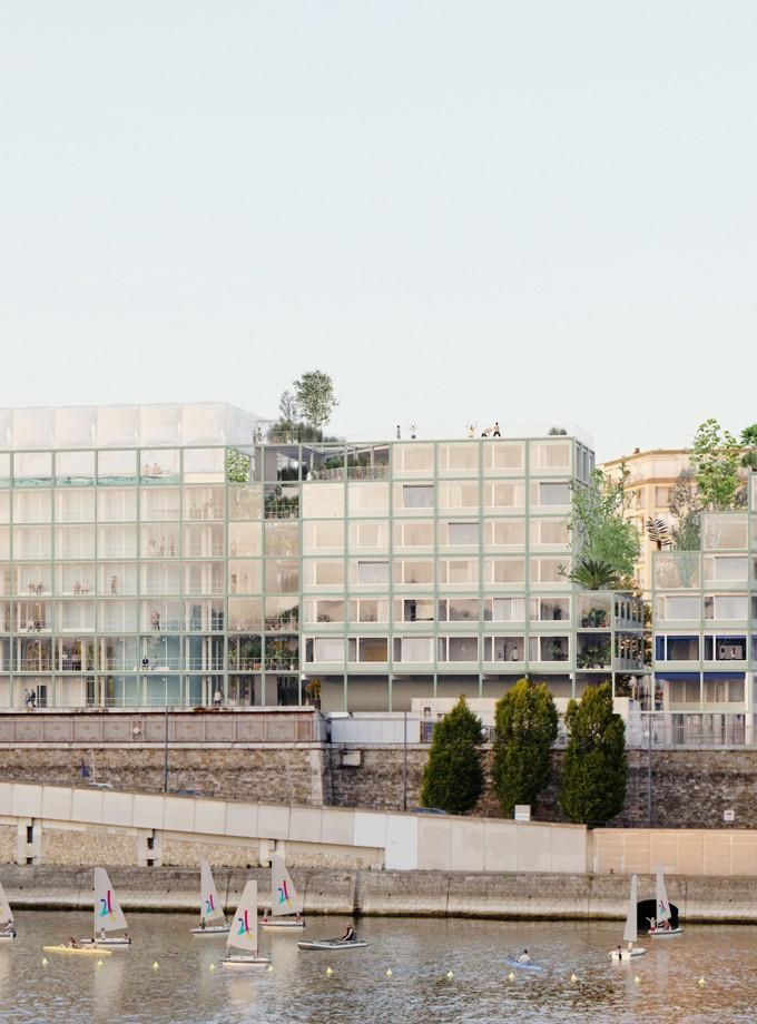 Réinventer la Seine